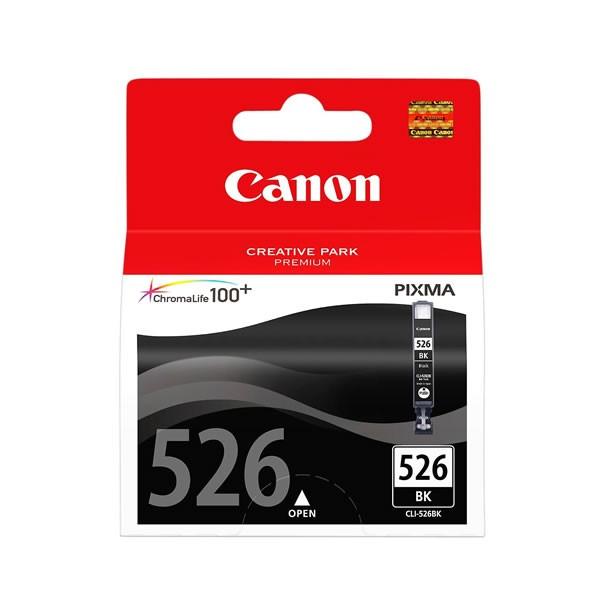 Canon CLI-526BK Cartucho de Tinta Original Negro