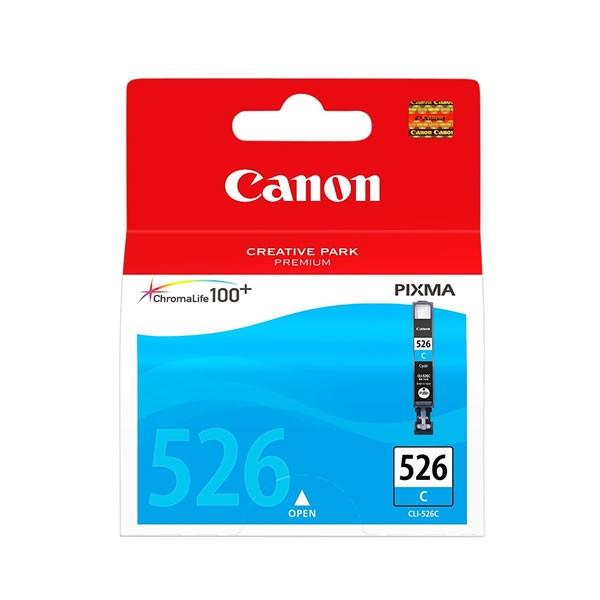 Canon CLI-526C Cartucho de Tinta Original Cian