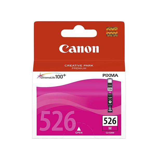 Canon CLI-526M Cartucho de Tinta Original Magenta