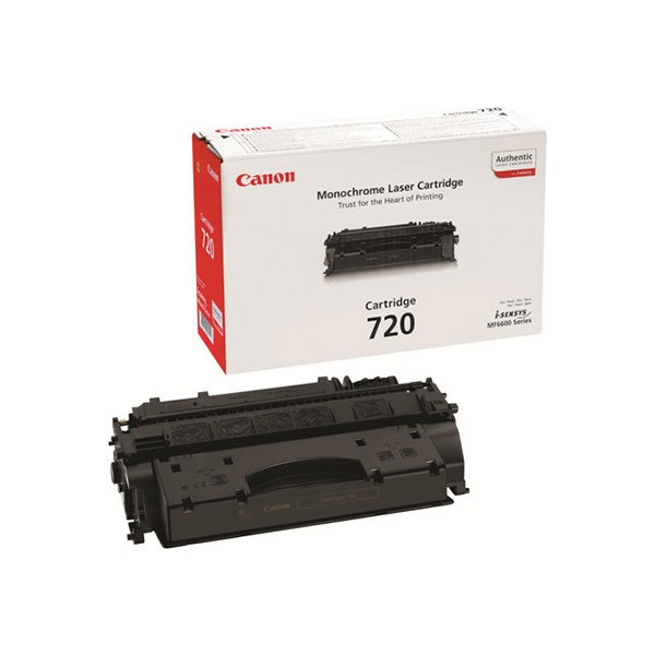Canon CRG-720 Cartucho de toner original Negro