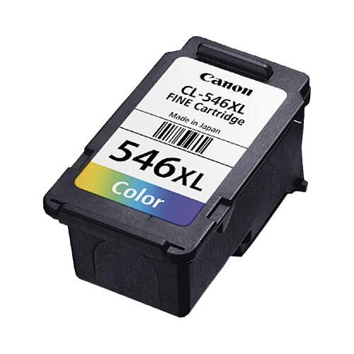 Canon Cartucho de Tinta Original CL-546 XL Color