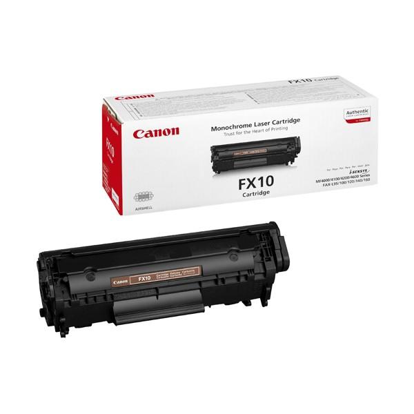Canon FX-10 Toner Original Negro