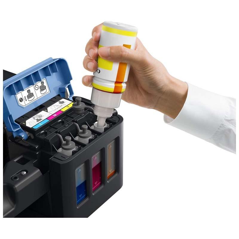 Impresora Multifunción Canon G3501 WiFI / Tinta Recargable