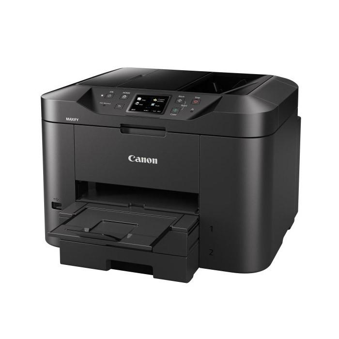 Impresora Multifunción Canon Maxify MB2750 (Wifi- Doble Cara)
