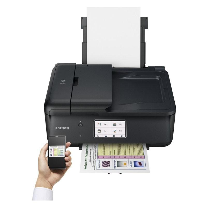 Impresora Multifunción Canon PIXMA TR8550 Wi-Fi / Ethernet