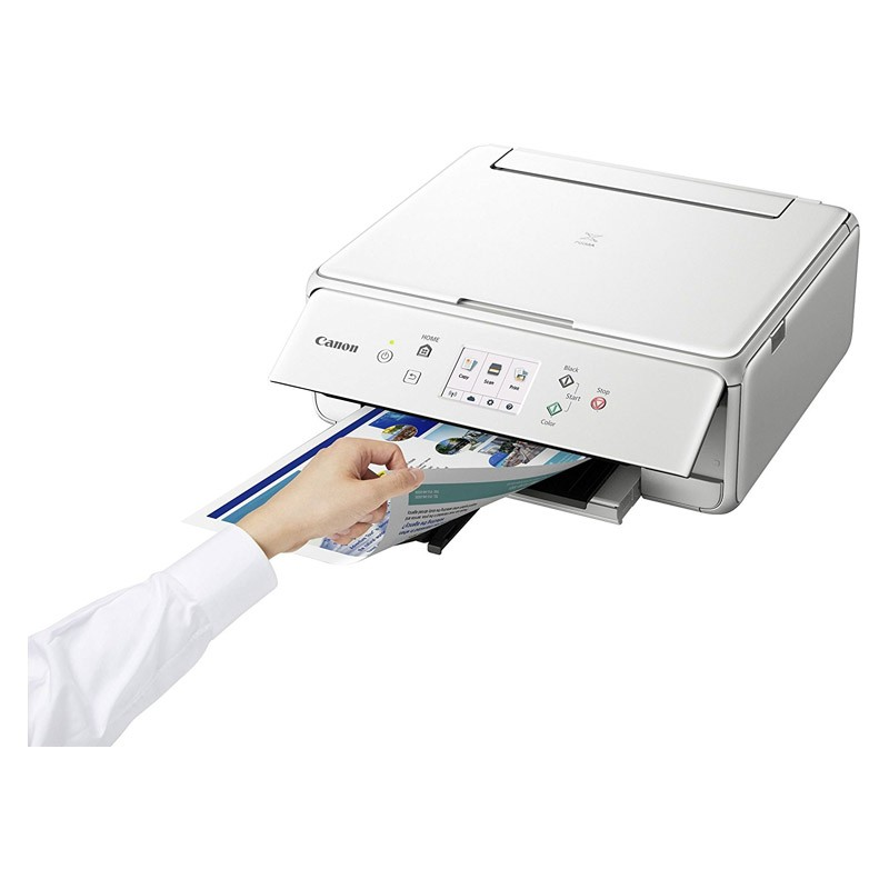 Impresora Multifunción Canon PIXMA TS6151 Duplex / WiFi