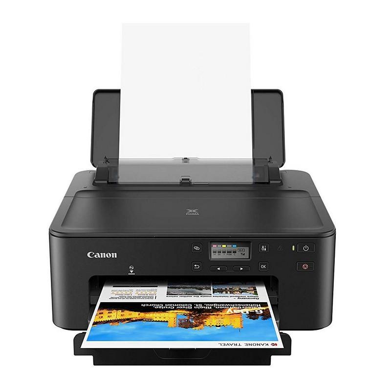 Impresora Canon Pixma TS705 - CD /DVD - WiFI