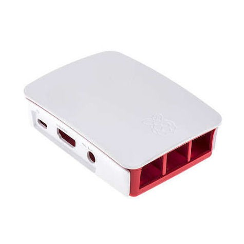 Raspberry Caja Oficial para Pi B+ y Pi 2