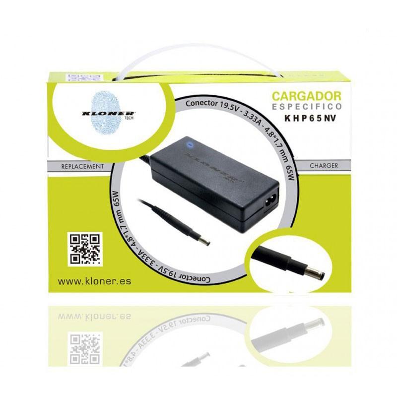 Cargador de Portatil Kloner para HP (ENVY) KHP65NV