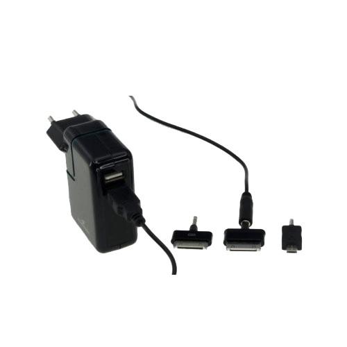 Cargador Universal para Tablets Bluestork PW-2TAB (2 x USB)