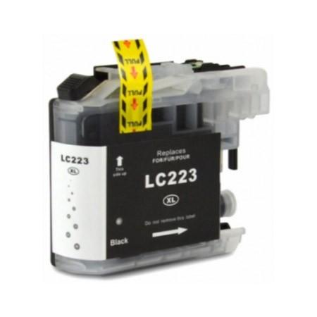 LC-223BK / LC221 Cartucho de Tinta Compatible Premium (Negro)