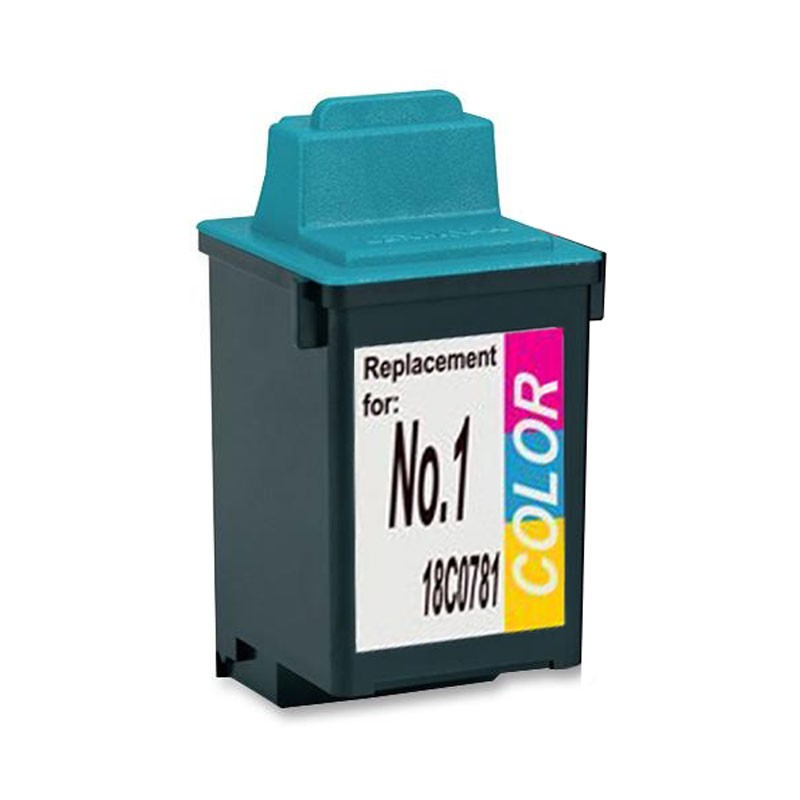 lexmark-no-1-color-cartucho-de-tinta-compatible