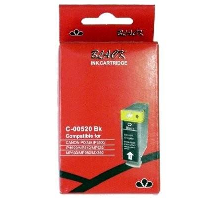 CLI-521BK Cartucho de Tinta Compatible Premium (Negro)