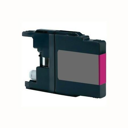 LC1220XL / LC1240XL / LC1280XL Cartucho de Tinta Compatible Premium (Magenta)