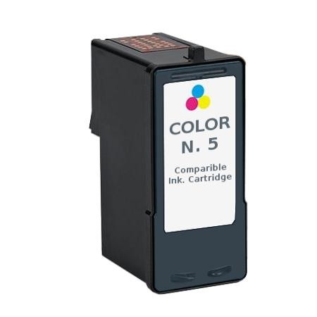 lexmark-no-5-color-cartucho-de-tinta-compatible