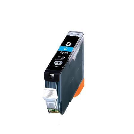 CLI-8C Cartucho de Tinta Compatible Premium (Cian)