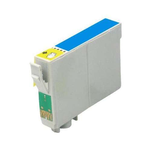 T1282 Cartucho de Tinta Compatible Premium (Cian)