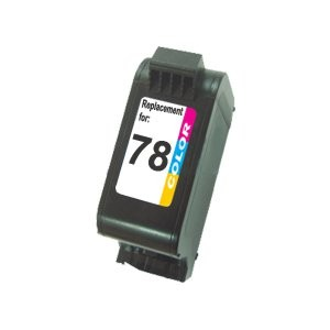 HP78C (Color) Cartucho de Tinta Compatible