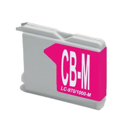 LC970 - LC1000M Cartucho de Tinta Compatible Premium (Magenta)