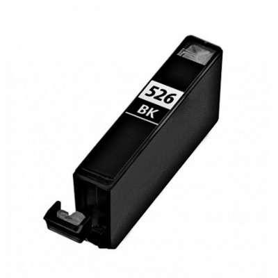 CLI-526BK Cartucho de Tinta Compatible Premium (Negro)