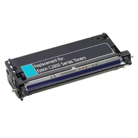 Epson S051160C(H) / C2800C Toner Compatible Cian