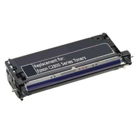 Epson S051161BK(H) / C2800B Toner Compatible Negro