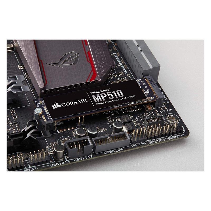 SSD M.2 PCIe NVMe 240GB Corsair Force MP510