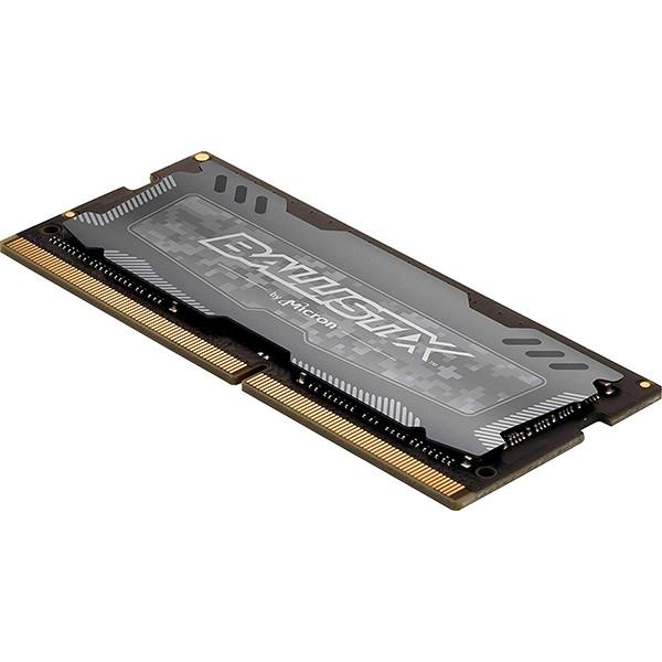 Memoria Crucial Ballistix Sport LT SODIMM 8GB DDR4 2400MHz Gris