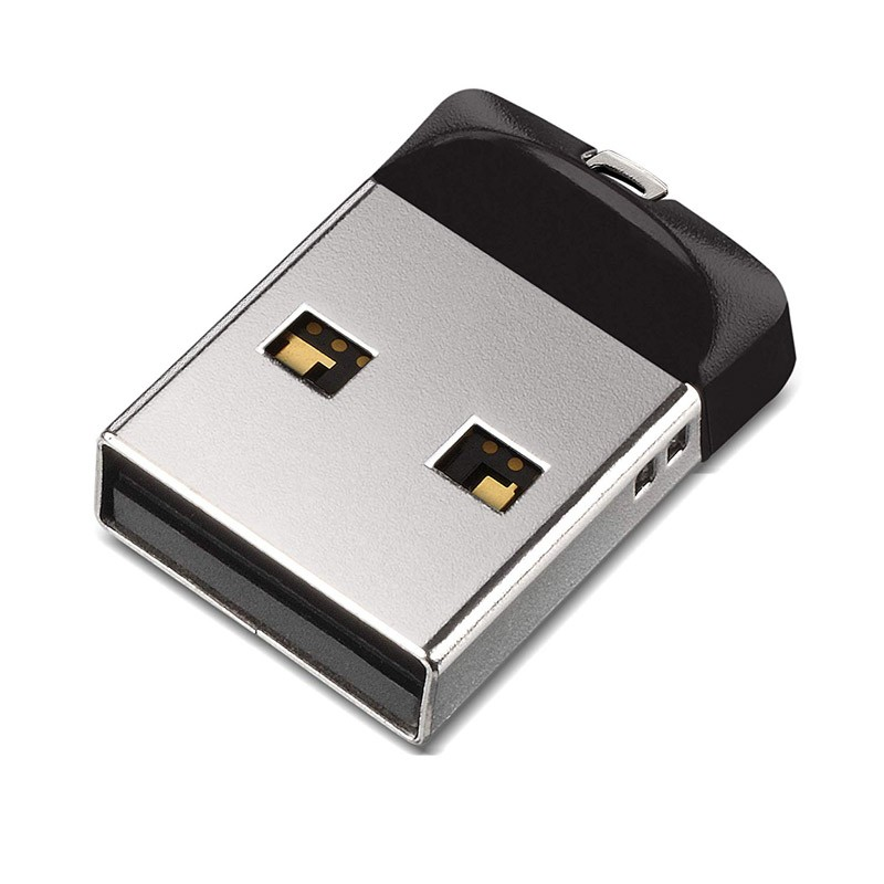 Pendrive 16GB SanDisk Cruzer Fit SDCZ33-016G-G35