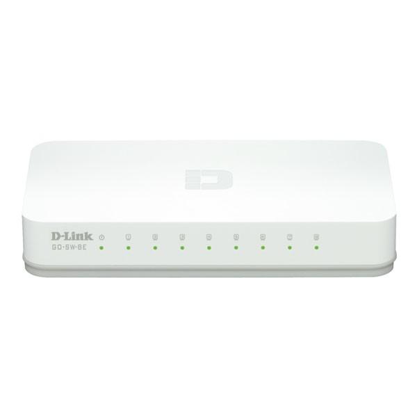 D-Link GO-SW-8E Switch 8 Puertos 10/100