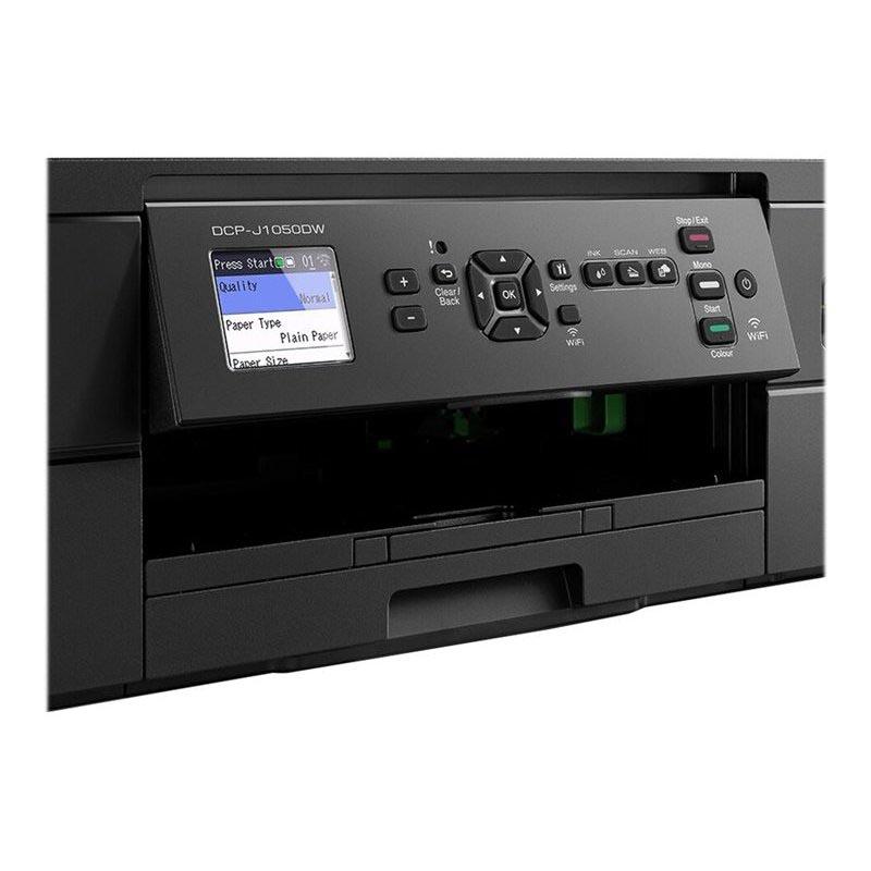 Impresora Multifunción Brother DCP-J1050DW WiFi/ Dúplex