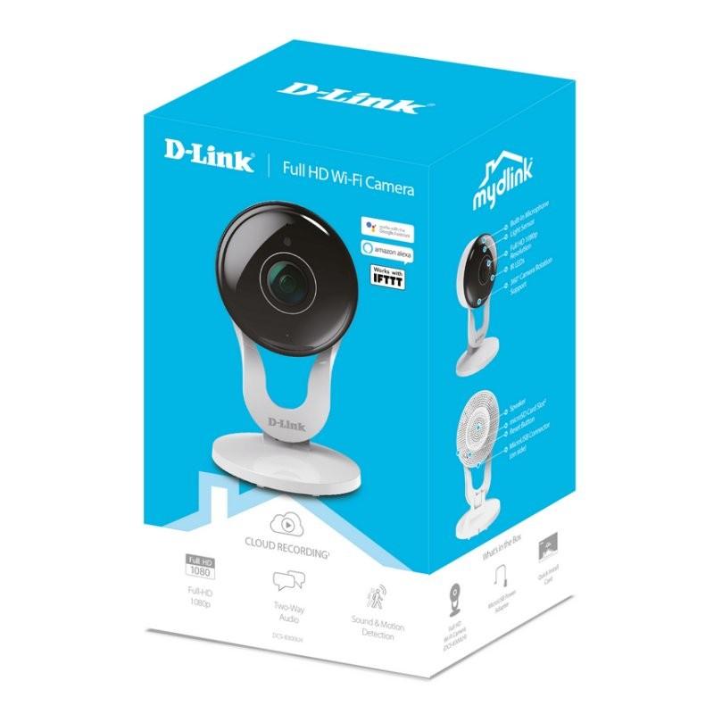 Cámara WiFi D-Link DCS-8300LH