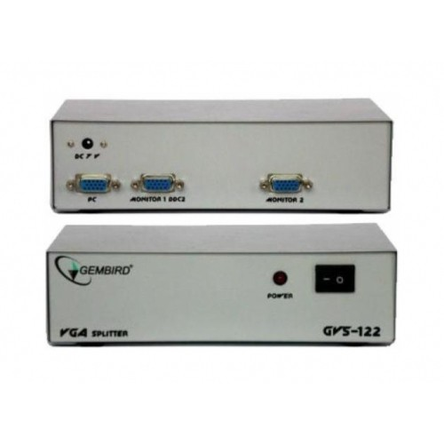 VGA Splitter (2 Monitores)