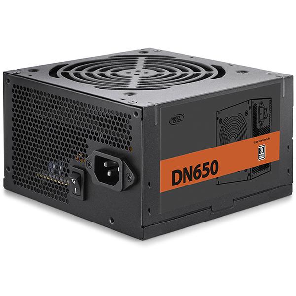 Fuente de Alimentacion Deepcool DN650 650W 80 PLUS