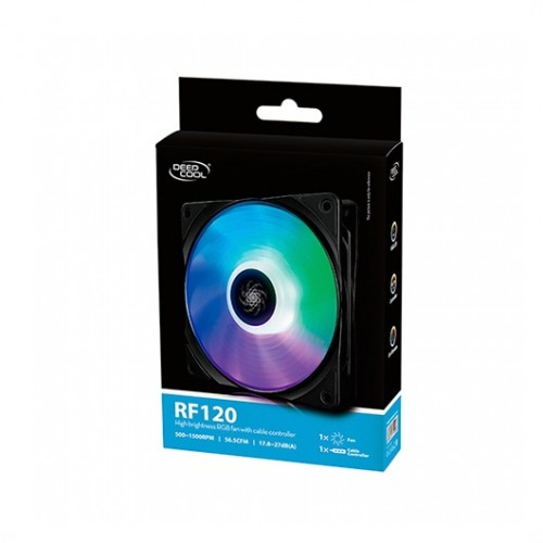 Ventilador PC Deepcool RF 120 RGB