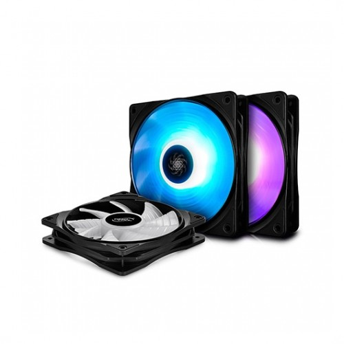 Ventilador PC Deepcool RF 120 3 In 1 RGB