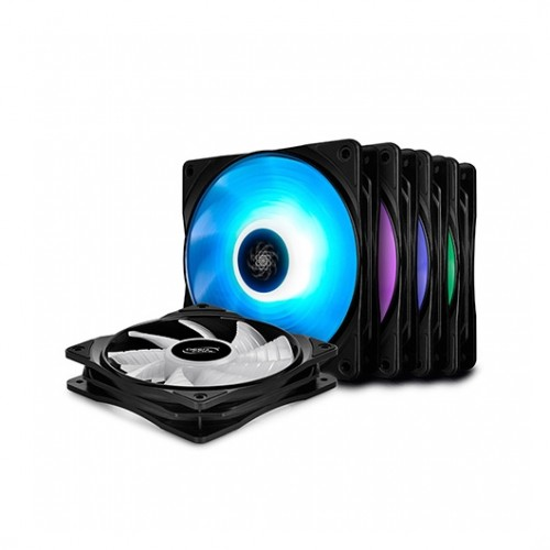 Ventilador PC Deepcool RF 120M 5 In 1 RGB