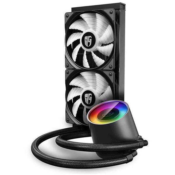 Refrigeración Líquida Deepcool Gamer Strom CASTLE 240RGB V2
