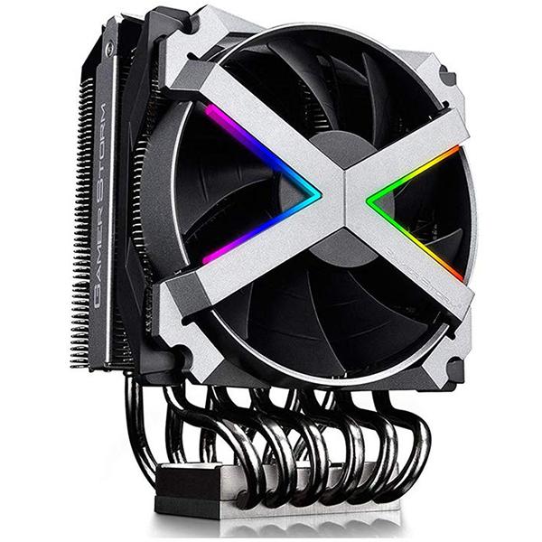 Ventilador CPU Deepcool Gamer Storm Fryzen RGB TR4