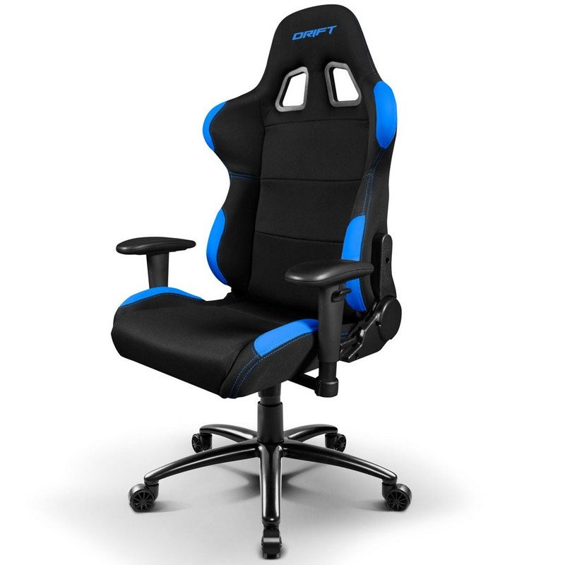 Silla Gaming Drift DR-100 Negro/Azul