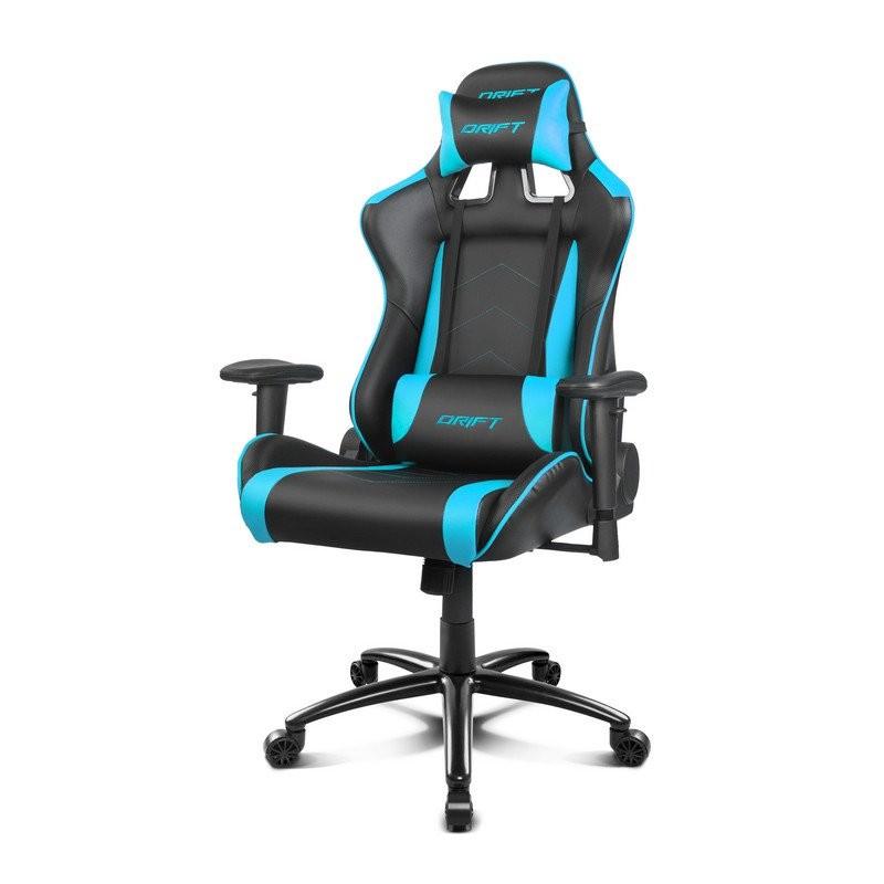 Silla Gaming DRIFT DR150 Negro / Azul