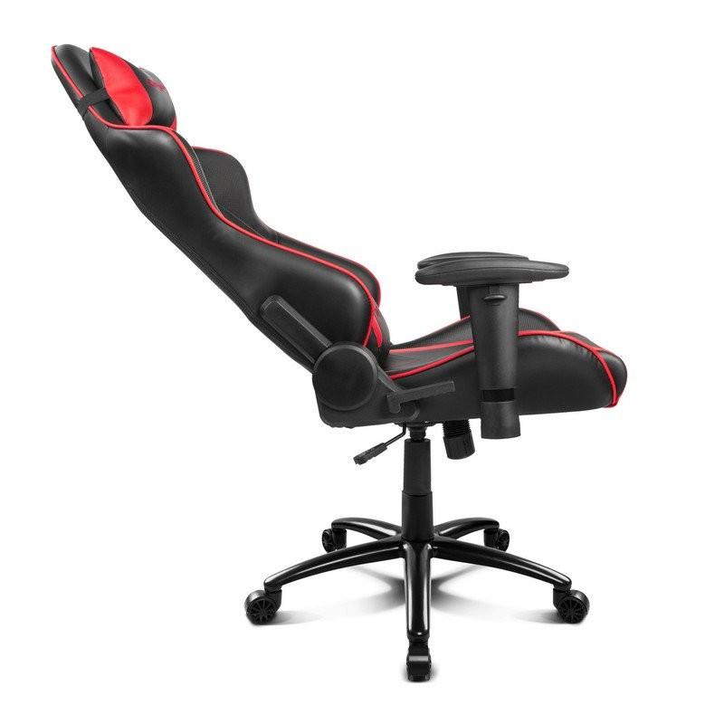 Silla Gaming DRIFT DR150 Negro / Rojo