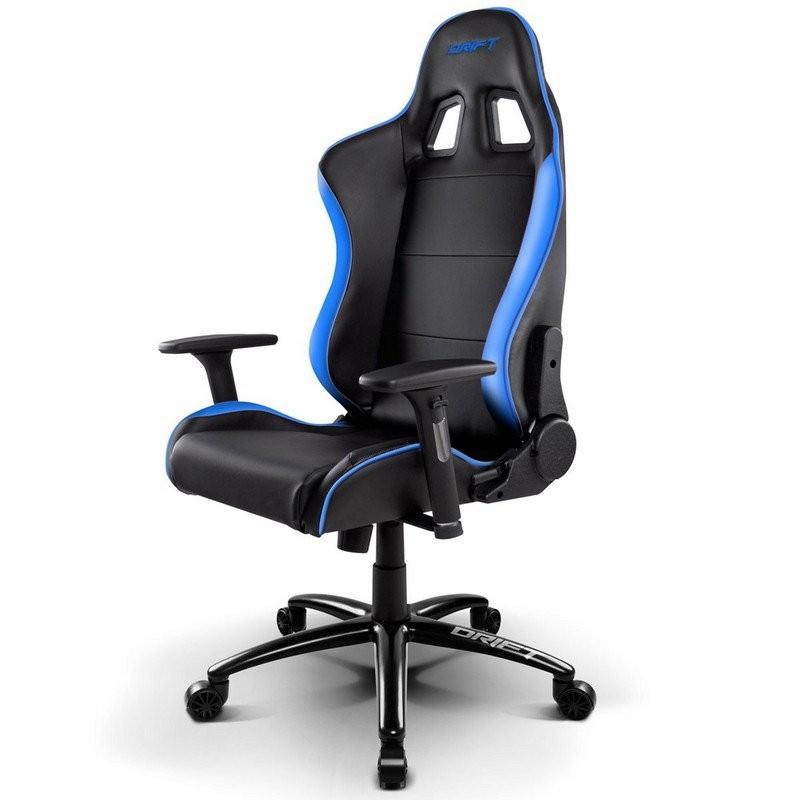 Silla Gaming DRIFT DR200 Negro / Azul