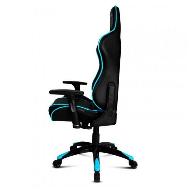 Silla Gaming DRIFT DR300 Negro / Azul
