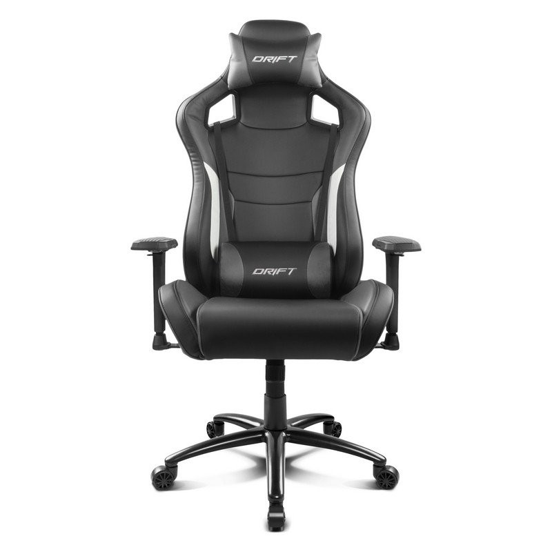 Silla Gaming DRIFT DR400 Negro / Gris