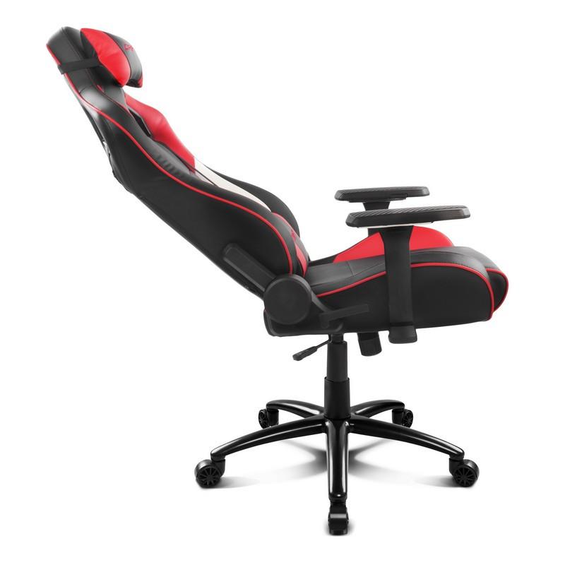 Silla Gaming DRIFT DR400 Negro / Rojo