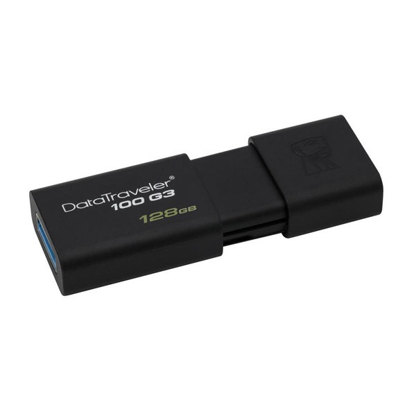 Pendrive 128GB Kingston DataTraveler 100 G3 USB 3.0