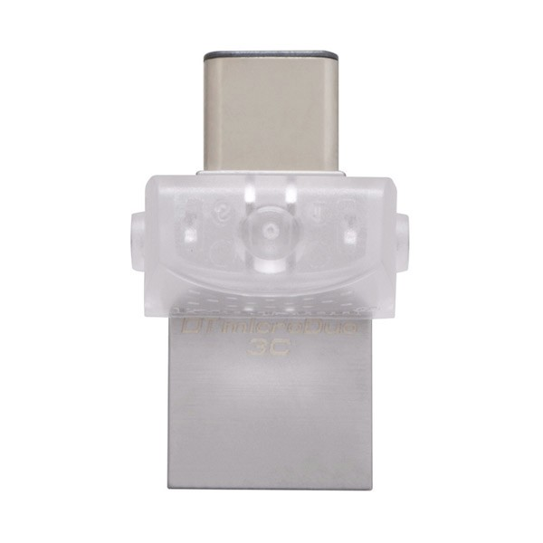 Pendrive 32GB con USB 3.1 (2 en 1) Kingston DataTraveler microDuo 3C