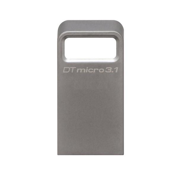 Pendrive 64GB Kingston DataTraveler Micro - USB 3.1