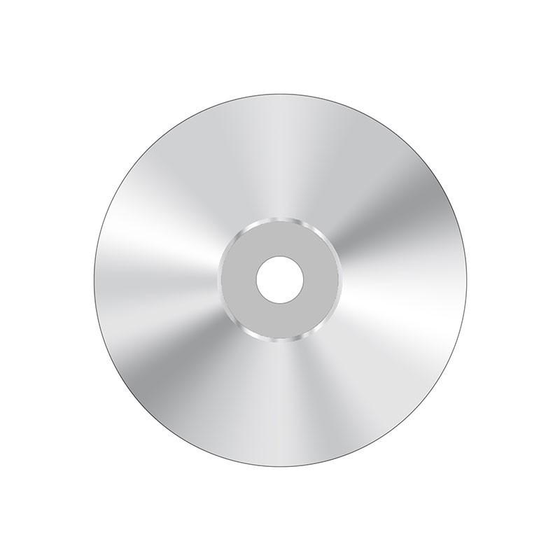 DVD+R 16X MediaRange Silver Bobina 100 uds